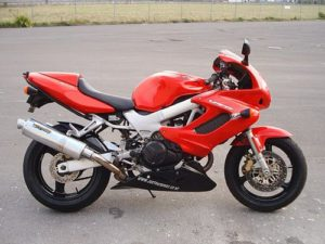 VTR1000 moriwaki belipan $250 (requires brackets not supplied)