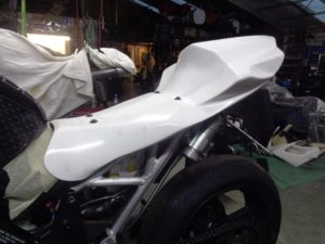 sv650 gsxr600 tail