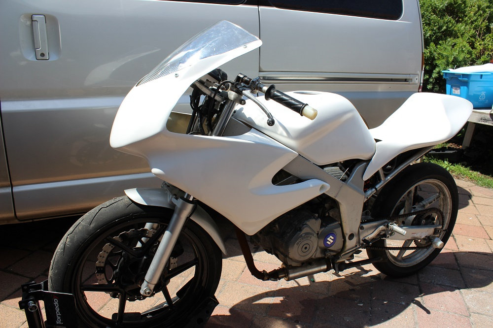 Suzuki Fxr150 Race Fairings Nz